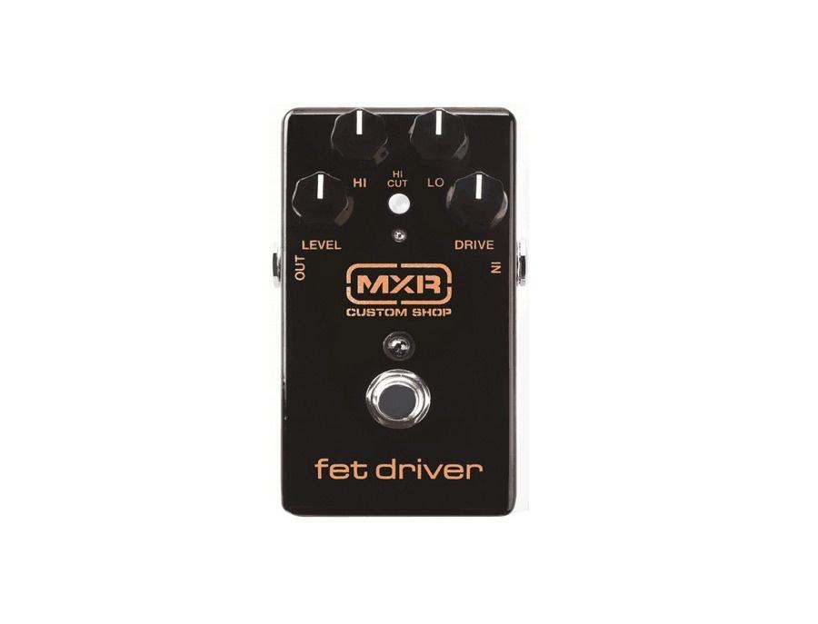MXR Custom Shop Joe Bonamassa CSP265 FET Driver