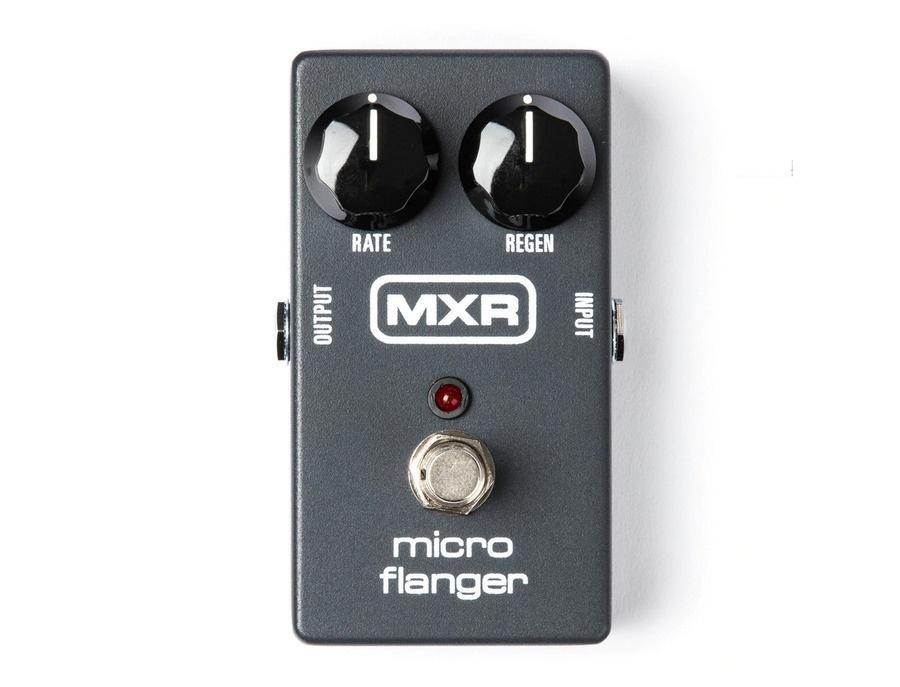 MXR Micro Flanger – M152