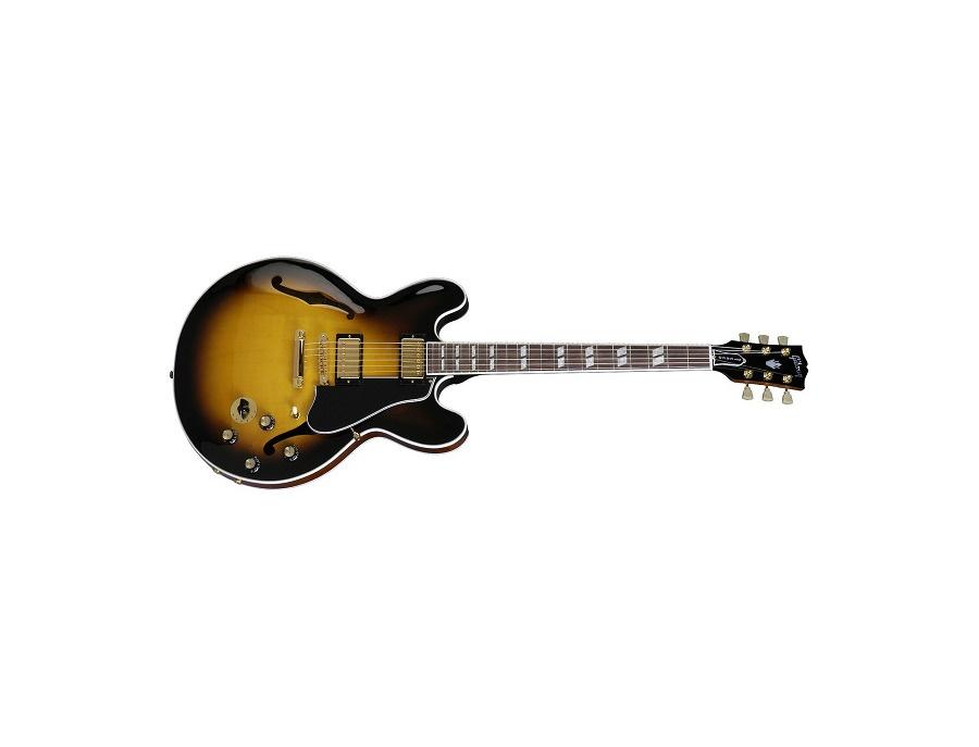 Duane Allmans 1959 Gibson ES-345  Equipboard