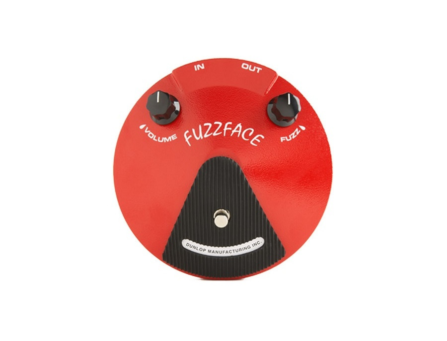 Dunlop Dallas Arbiter Fuzz Face