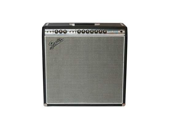 1968 Fender Super Reverb Silverface
