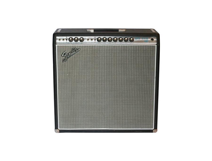 1968 Fender Super Reverb Silverface