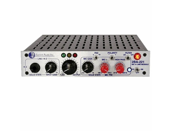 Summit Audio 2BA-221