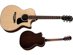 Eastman pch2 gace natural finish s