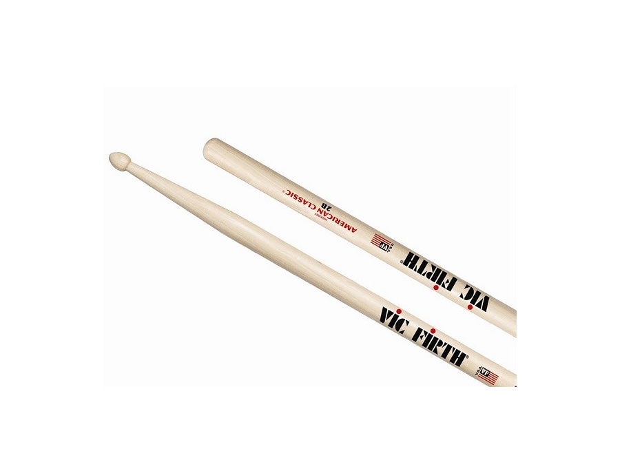 Vic firth 2b drumsticks xl