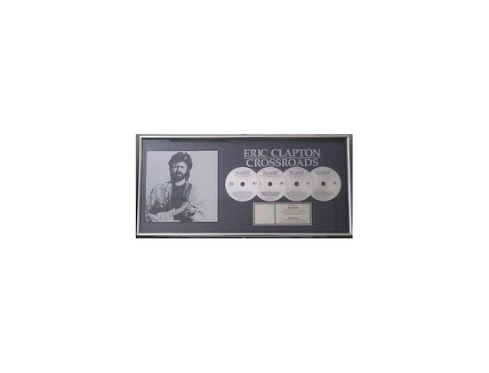 "RIAA Platinum Sales Award – ""Crossroads"" [1]"