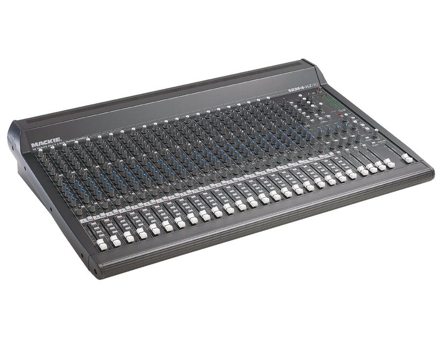 Mackie Sr24 4 Vlz Pro Reviews Amp Prices Equipboard 174