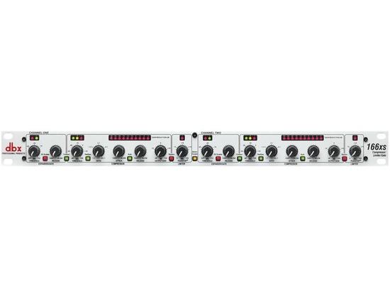 DBX 166XS Stereo Rack Mount Compressor