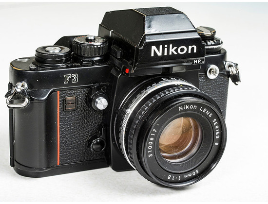 Nikon F3