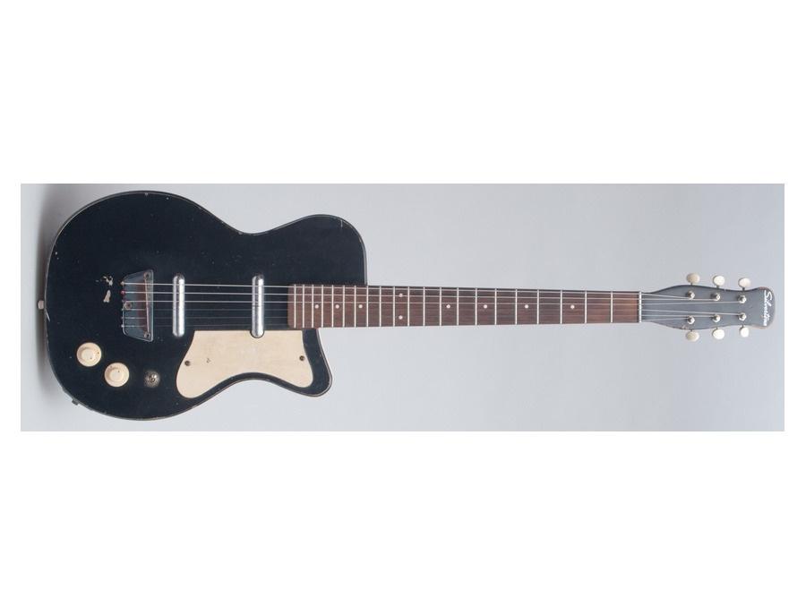1958 Silvertone U2