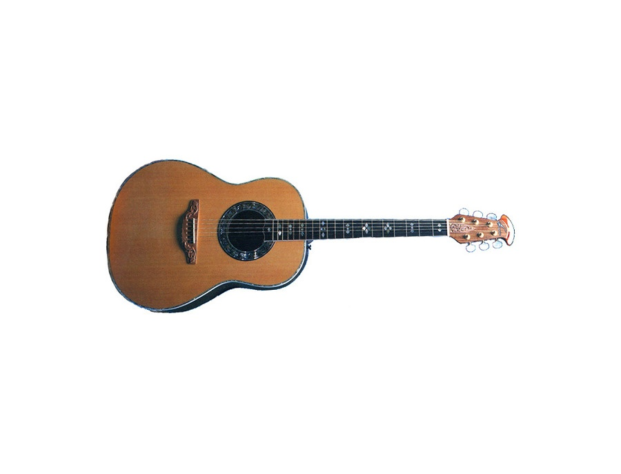 Ovation Custom Legend 1619-4 Reviews & Prices | Equipboard®