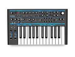 Novation bass station ii analogue mono synth s