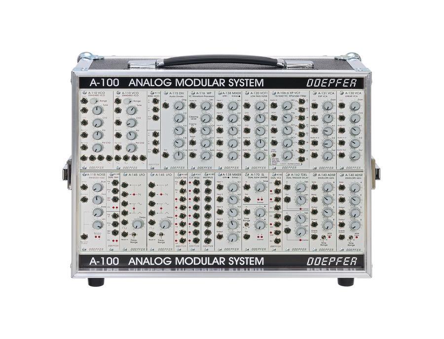 Doepfer a 100 analog modular system xl