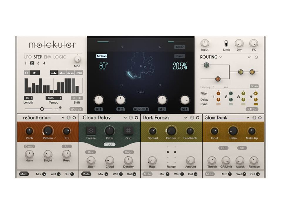 Native Instruments Molekular