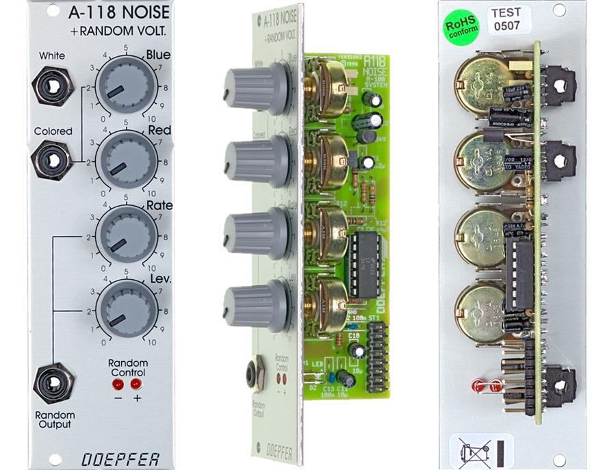 Doepfer A-118 Noise/Random Module