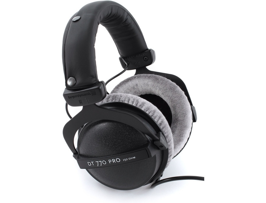 Beyerdynamic DT 770 PRO Reference Studio Headphones