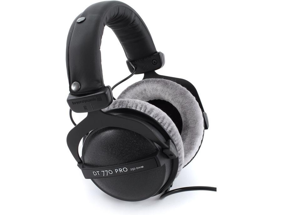 Beyerdynamic dt 770 pro reference studio headphones xl