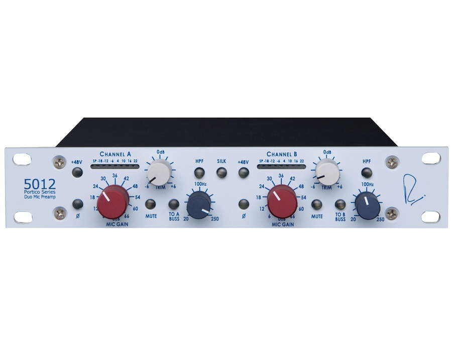 Neve 5012 Duo Mic Preamp