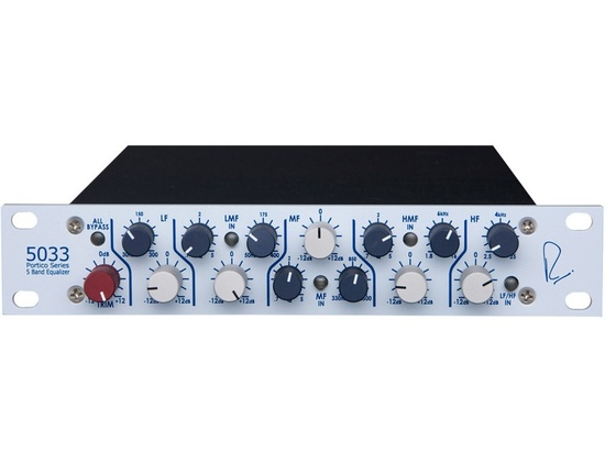 Neve 5033 Five Band EQ