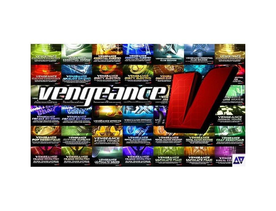 Vengeance Samplepack Collection