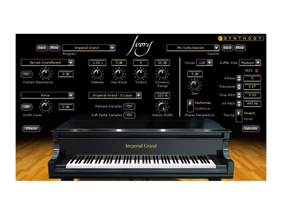 Synthogy Ivory Virtual Instrument