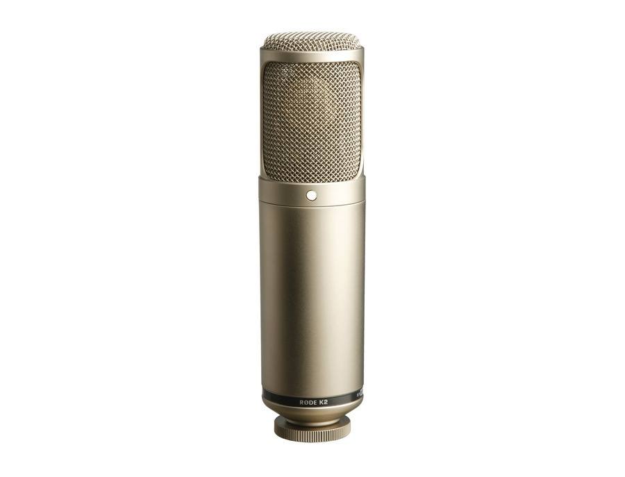 Rode k2 microphone vacuum tube condenser microphone xl