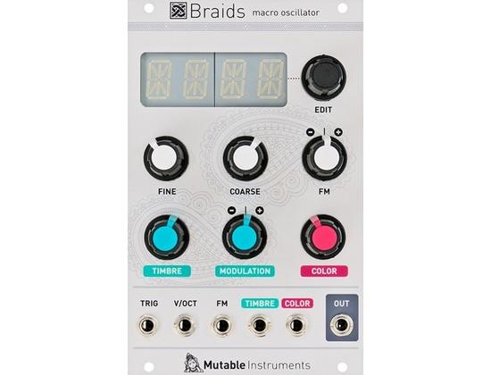 Mutable Instruments Braids Macro Oscillator Module
