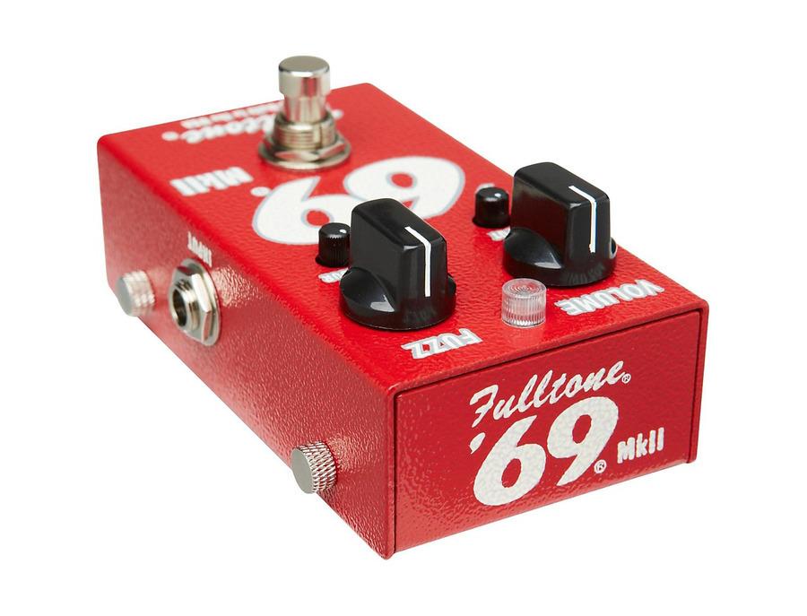 Fulltone 69 mkii fuzz pedal 04 xl