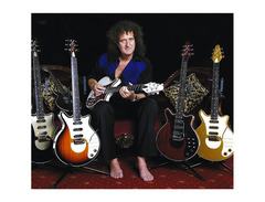 Brian may red special guitar 00 s