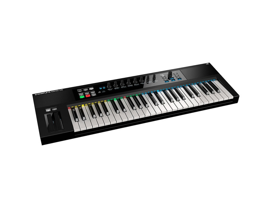 Native instruments komplete kontrol s49 keyboard controller 00 xl