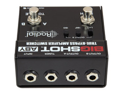 Radial engineering bigshot aby true bypass switcher 00 s
