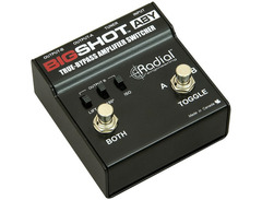 Radial engineering bigshot aby true bypass switcher 02 s