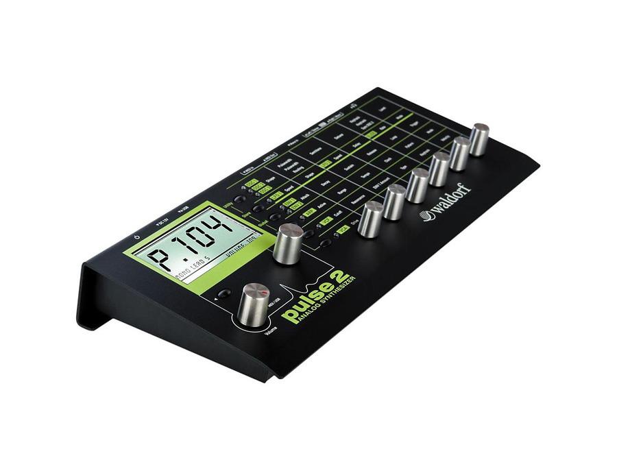 Waldorf pulse 2 synthesizer 00 xl