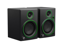 Mackie cr4 4 inch creative pair of reference multimedia monitors 01 s