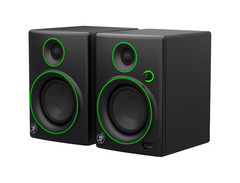 Mackie cr4 4 inch creative pair of reference multimedia monitors 02 s