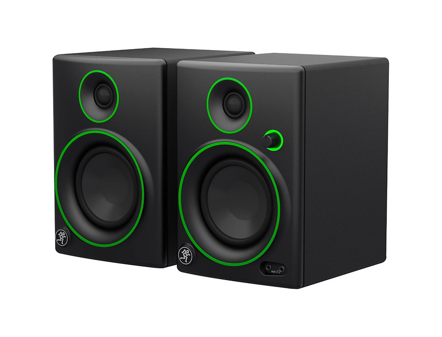 Mackie cr4 4 inch creative pair of reference multimedia monitors 02 xl