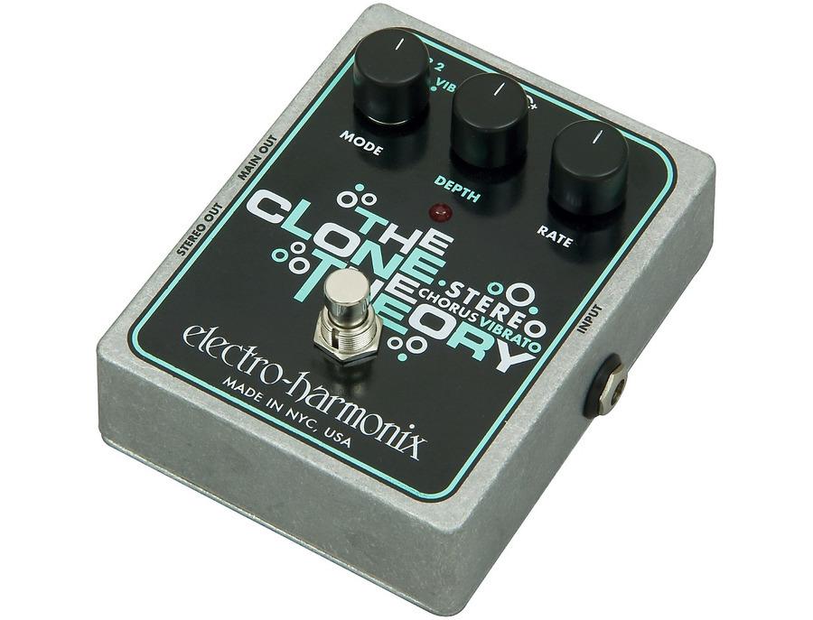 Electro harmonix xo stereo clone theory analog chorus vibrato guitar effects pedal 00 xl
