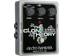 Electro harmonix xo stereo clone theory analog chorus vibrato guitar effects pedal 02 s