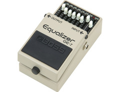 Boss ge 7 equalizer pedal 00 s