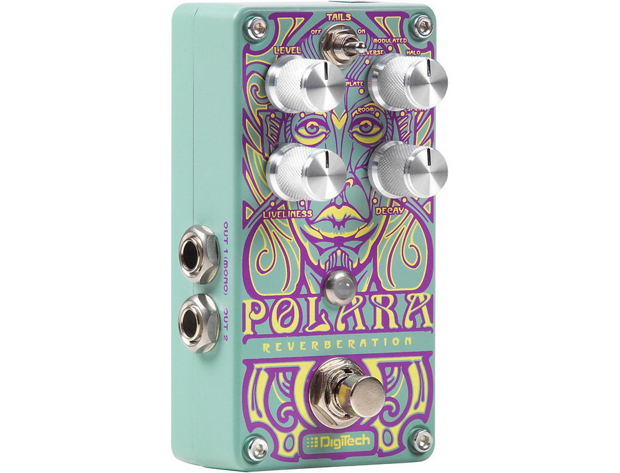 Digitech polara reverb 02 xl