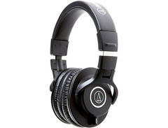 Audio technica ath m40x closed back professional studio monitor headphones 01 s