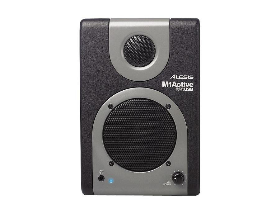 Alesis m1 active 320 usb studio monitor pair 01 xl