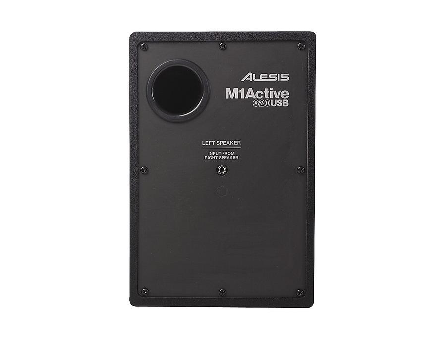 Alesis m1 active 320 usb studio monitor pair 03 xl