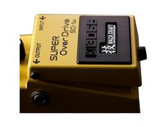 Boss sd 1w super overdrive waza craft pedal 02 s