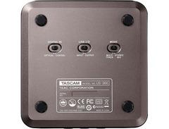 Tascam us 366 usb audio interface 01 s