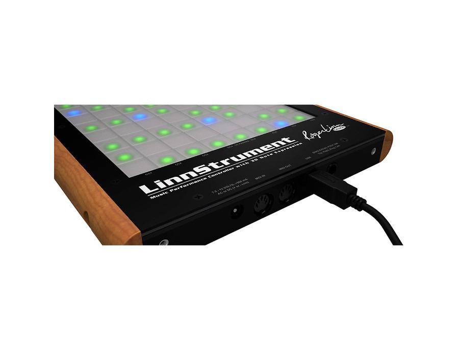 Roger linn design linnstrument midi performance controller 01 xl