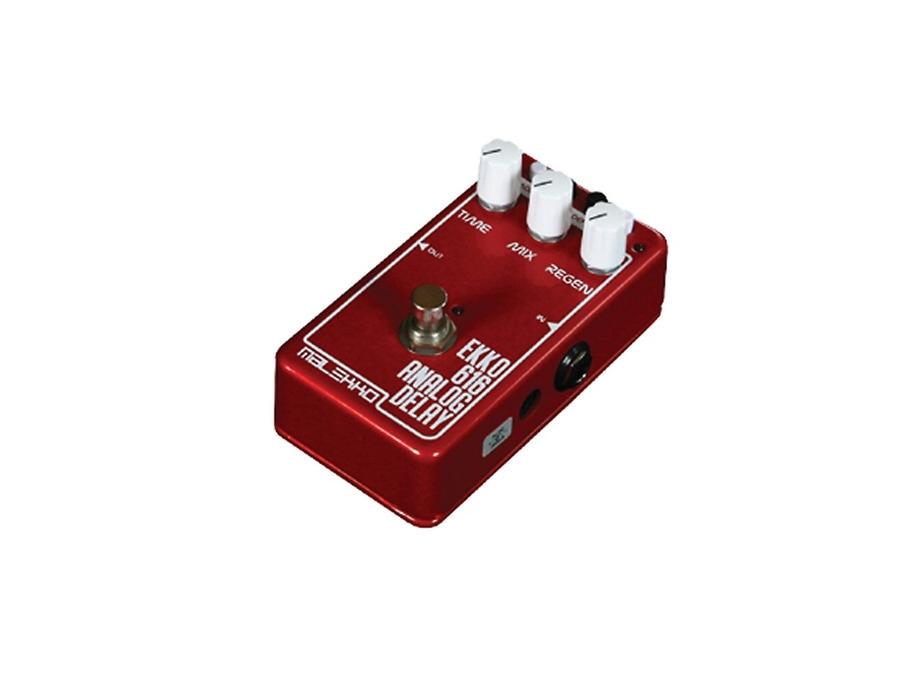 Malekko heavy industry e616 analog delay guitar effects pedal 00 xl