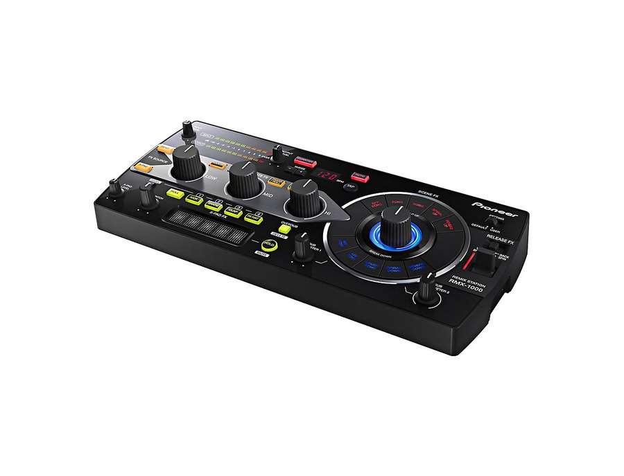 Pioneer rmx 1000 remix station 01 xl