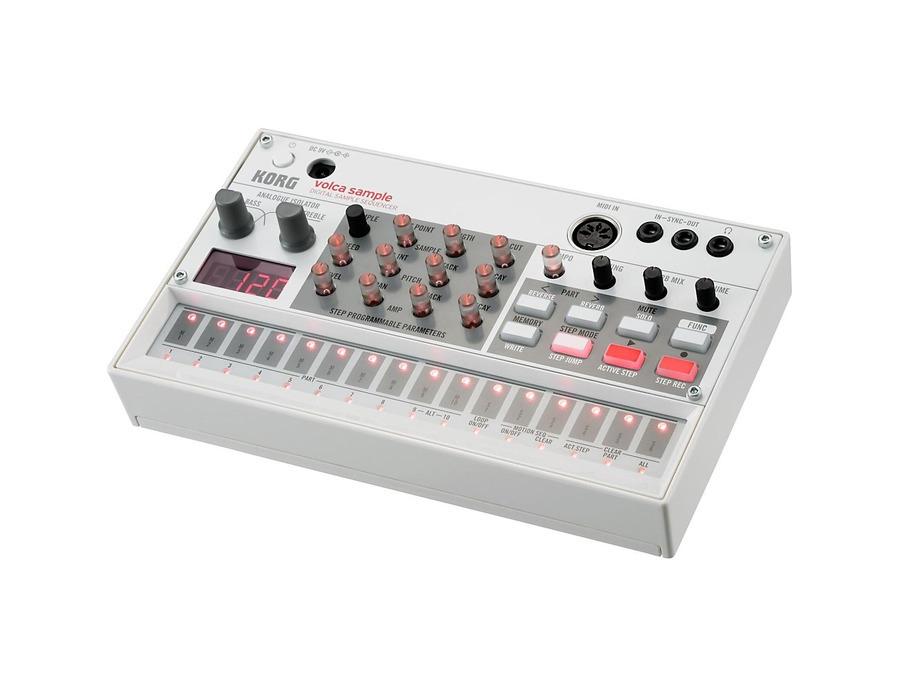 Korg volca sample digital sample sequencer 00 xl