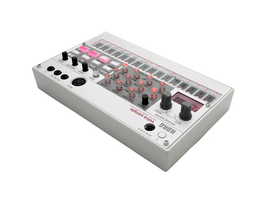 Korg volca sample digital sample sequencer 01 xl